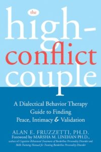 High conflict couple book cover